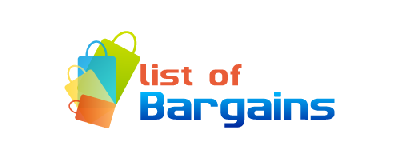 List Of Bargains